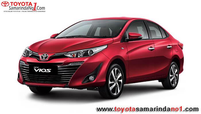 Harga Toyota Vios Samarinda