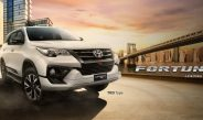 Harga Toyota Fortuner Samarinda