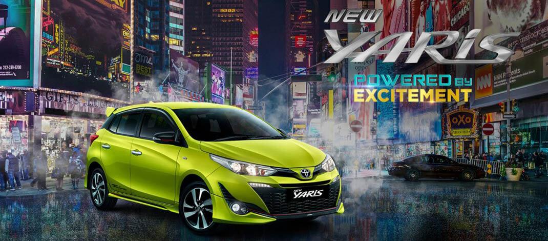 Harga Toyota Yaris Samarinda