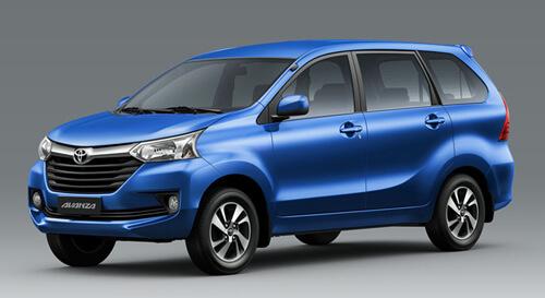 Kredit Toyota Avanza Samarinda