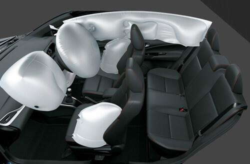 Airbags-Toyota-Yaris-TRD-Sportivo-2018