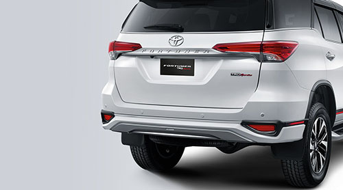 New-TRD-rear-bumper-design