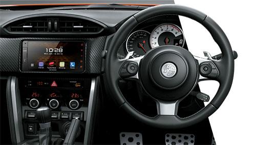Dashboard dan Setir Toyota 86