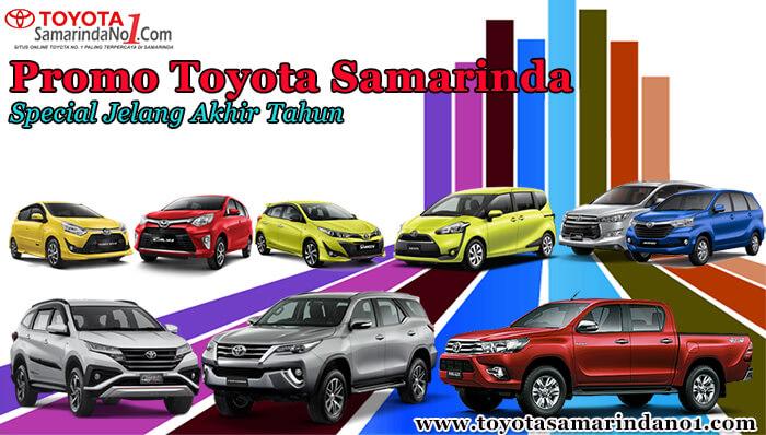 Promo Toyota Samarinda Special Jelang Akhir Tahun
