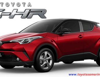 Review Toyota C-HR 2019