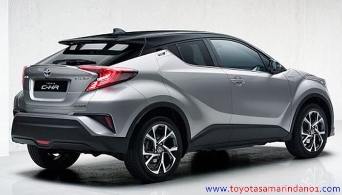 Suspensi Toyota C-HR