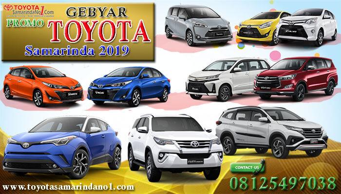 Gebyar Promo Toyota Samarinda 2019