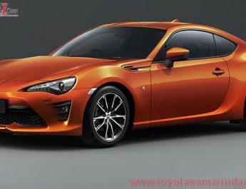 Toyota Siapkan Generasi Kedua Toyota 86