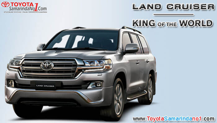 Harga Toyota Land Cruiser Samarinda