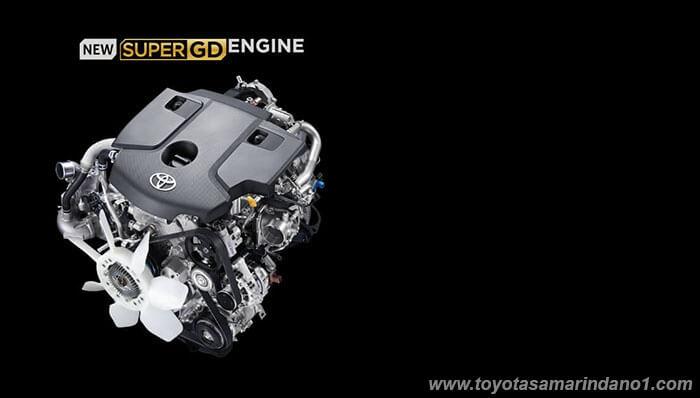 New GD Engine Diesel