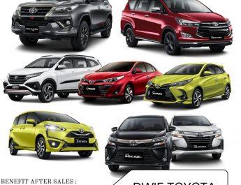 Promo Toyota Samarinda 2021